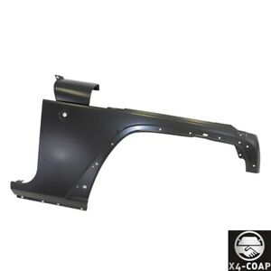 For Jeep Wrangler New Front right Passenger Side Fender Ch1241257 68002398ad