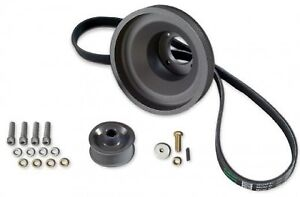 Vortech 8e018 312 8 Rib Pulley Pack With 3 12 Supercharger Pulley Standard