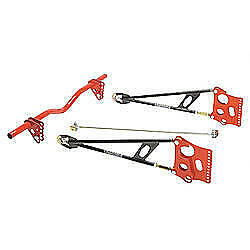 Ladder Bar Suspension Kit W round X member Chassis Engineering C e3627