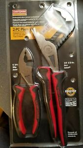 Nos Craftsman Professional 2pc Pliers Set Made In Usa Original Packaging