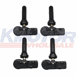 Tpms Tire Pressure Sensor 13586335 Set Of 4 Fit For Gm Chevy Gmc Buick 315mhz