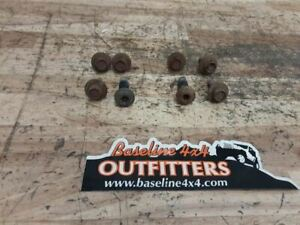 Jeep Tj Wrangler Front Seat Bolts 1997 1998 1999 2000 2001 2002 2003 2004 36210