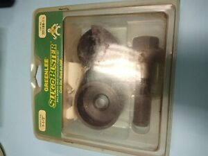Greenlee Slugbuster 7211bb 11 2 Knockout Punch 1 5 Conduit Hole
