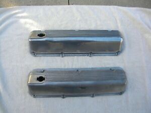 Original 429 Scj Cj Valve Covers Cobra Jet Super Cobra Jet 1970 1971