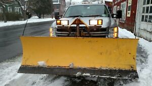 7 6 Fisher Minute Mount 2 Ii Snow Plow Dodge Chevy Ford Gmc