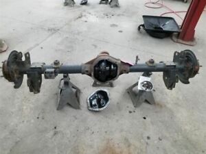 Jeep Jk Wrangler Rubicon Dana 44 Rear Axle 4 10 Gear Ratio W Locker 07 15 35589