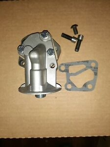 Buick Nailhead Spin On Filter Mount Housing 1953 54 55 56 57 58 59 264 322 364