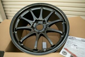 Volk Ce28 Club Racer 2 Gunmetal Forged Wheels 18x9 5 38 5x120 For Civic Type R