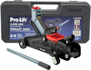 Sale Car Floor Jack Hydraulic Low Profile 3000lbs Lift Auto Heavy Steel Garage