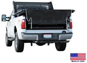 Pickup Bed Dump Kit 12 Gauge Stl Construction For 6 Ft Beds Incl Controls