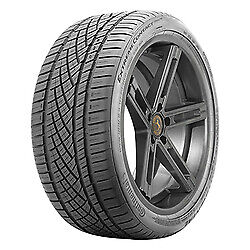 4 New 205 55zr16 Continental Extremecontact Dws06 Tire 2055516