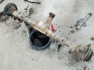 Jeep Jk Wrangler Dana 44 Rear Axle With 4 10 Gear Ratio And Posi 2007 2017 20457