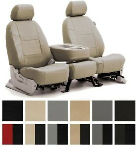 Coverking Leatherette Custom Seat Covers For Toyota Yaris