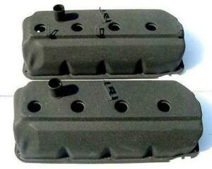 New 66 69 426 Hemi Valve Covers Coronet Charger Superbee Last Set
