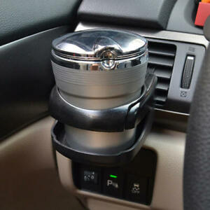 3pcs Universal Clip on Cup Holder For Car Van Air Vent Holds Bottle Can Drink