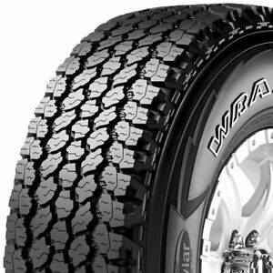 2457017 Lt245 70r17e Goodyear Wrangler Adventure At 119s Blk New Tire Qty 2