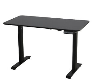 Electric Height Adjustable Standing Office Desk Table Frame Memory Touch Control