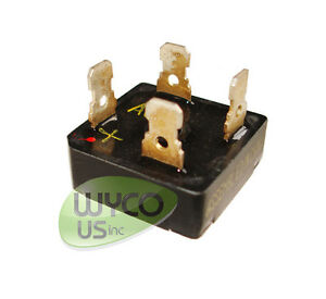 Rectifier 60a 600v Tennant 2000 Models Of Floor Machines speed Shine 190753 2c