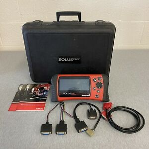 Snap On Solus Pro Eesc316 Automotive Diagnostic Scanner V 15 2 W Extras