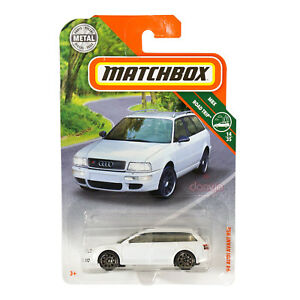 Matchbox 2018 94 Audi Avant Rs2 Mbx Road Trip 14 35 Die Cast