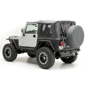 Smittybilt Replacement Soft Top With Tinted Windows 9971235