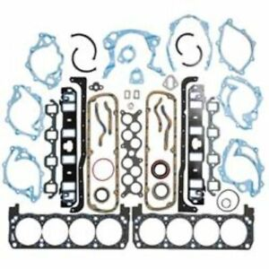Trick Flow 51400912 Engine Gaskets Complete Set Premium For Small Ford 5 0l 302