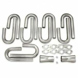 Trick Flow Hbk188sbc Headers 1 7 8 Primary Tubes Kit For Chevy Small Block New