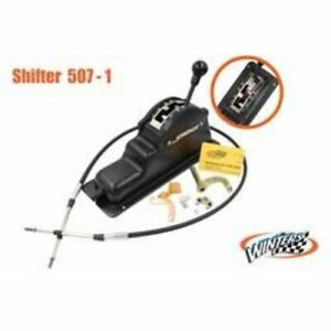 Winters 507 1 Sidewinder Standard Automatic Shifter For Gm Powerglide New