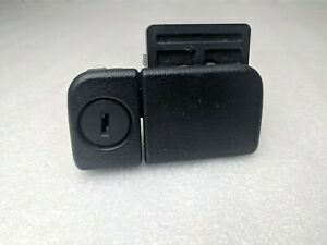94 05 Mazda Miata Oem Glove Box Latch Handle Pull Release Black 1994 2005
