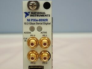 National Instruments Ni Pxie 6592r