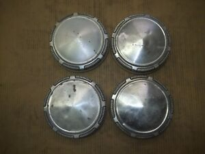 Dodge Plymouth Center Hub Cap Hubcap Rim Cover Poverty Dog Dish 9 Used Shinny 4