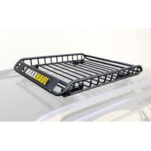 Universal Roof Rack Cargo Carrier Car Truck Luggage Basket Travel Load Holder