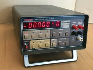 Keithley 195a Digital Multimeter With Option 1950
