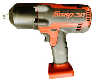 Snap On Ct7850 1 2 Cordless 18v Lithium Impact Wrench Full Of Power Tools Only