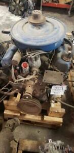 Engine Assembly 8 351c 5 8l 2 Barrel Fits 1971 Mustang 678130