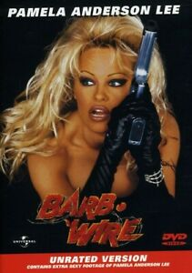 BARB WIRE DVD 1996 Unrated *Pamela Anderson Lee DISC ONLY READ DESCRIPTION $9.99