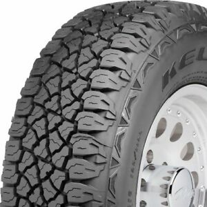 2557017 255 70r17 Kelly Edge At 112s Owl New Tire Qty 4