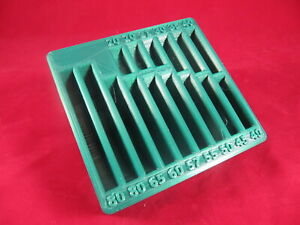 Change Gear Organizer For The 7 Mini lathe Metal Lathe Grizzly Homier Hf