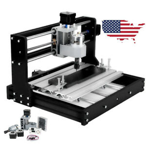 New Cnc Router 3018 Pro Mini Milling Machine Engraver With Offline Controller Ce