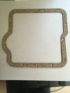 Fordomatic 1959 64 2 Speed Aluminum Case Trans Pan Gasket Comet Falcon Ford Merc