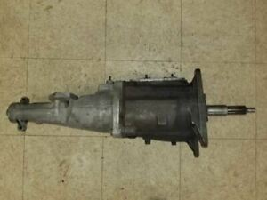1963 Pontiac Manual Transmission 4 Speed T10 Date 63 758532