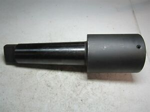 Collis Tool 70506 2 1 8 Tap 3 Tap Entry Mt5 Shank Standard Tapping Driver