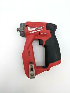 Milwaukee 2505 20 M12 Fuel Installation Drill Driver tool Only No Attachment