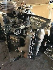 Ford 390 Nearly Complete Engine In Good Condition W4 Bbl Intake