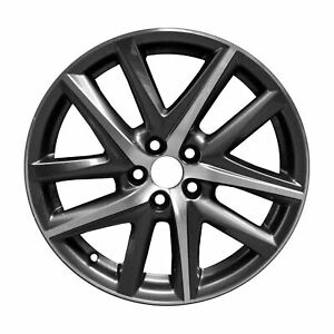 74347 Reconditioned Oem Factory Aluminum 19in Front Wheel