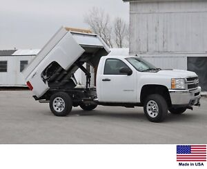 Pickup Bed Dump Kit 1999 2017 Chevy gmc Pickups W 6 Ft Beds Power Power
