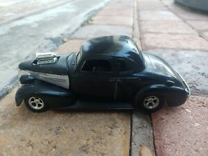 1933 Chevy Black Diecast Metal 1 24 Coupe