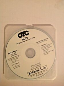 Otc Genisys Ngis Software Version 63 306 Preowned