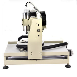 Usb parallel 3 4 Axis Cnc 3040 Router Mill Drill Engraving 3d Machine 400w 800w
