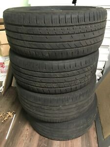 4 Pre Owned 215 45zr17 Nexen Tires 17 Used For Toyota Scion Tc